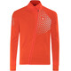 Compressport Hurricane V2 - Chaqueta Running - rojo